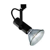 Jesco HHV650BK Classic 1 Light 120V Black Track Lighting Ceiling Light