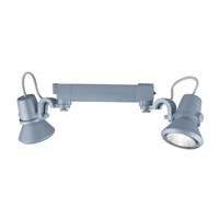 Signature 2 Light 120V White Track Lighting Ceiling Light