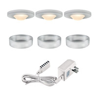 Signature 120V Halogen White Undercabinet Recessed Lighting