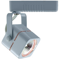 Jesco H2LV102WT Deco Series 1 Light 120V White Mini Track Head Ceiling Light H-Type