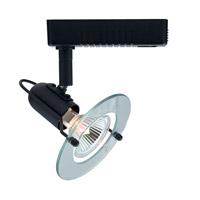 Jesco HLV10650BK Mini Deco 1 Light 120V Black Track Lighting Ceiling Light