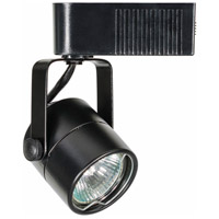 Jesco H2LV109BK Deco Series 1 Light 120V Black Mini Track Head Ceiling Light H-Type