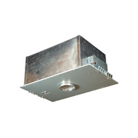Jesco Signature Recessed Lighting Housing in Silver LV3000ICA