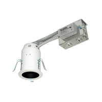 Jesco LV3001R-E Signature Silver Recessed Lighting Housing
