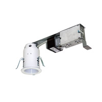 Jesco LV3001R Signature Silver Recessed Lighting Housing