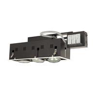 Jesco MGRA175-3EWB Signature AR111 White & Black Recessed Lighting in White/Black