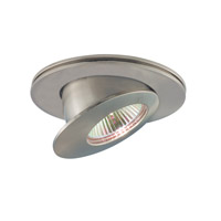 Signature 12V Halogen Satin Chrome Undercabinet Recessed Lighting