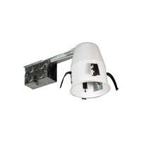 Jesco RS2000RA Signature Silver Recessed Lighting Housing