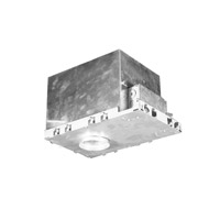 Jesco Signature Recessed Lighting Housing in Silver RS3000ICA