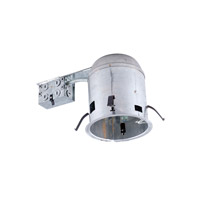 Jesco RS6000RICA Signature A19 Silver Recessed Lighting Housing