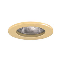Signature Polished Brass Recessed Lighting Trim
