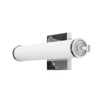 Jesco WS825S-2790-CH Envisage Vii LED 3 inch Chrome ADA Wall Sconce Wall Light