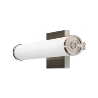 Jesco WS825S-3090-SN Envisage VII LED 3 inch Satin Nickel ADA Wall Sconce Wall Light