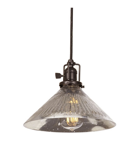 JVI Designs 1200-08-S2-SR Union Square 1 Light 10 inch Oil Rubbed Bronze Pendant Ceiling Light photo