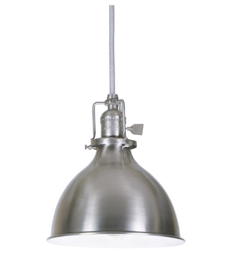 JVI Designs 1201-17-M4 Union Square 1 Light 7 inch Pewter Pendant Ceiling Light photo