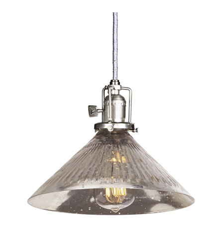 JVI Designs 1200-17-S2-SR Union Square 1 Light 10 inch Pewter Pendant Ceiling Light photo