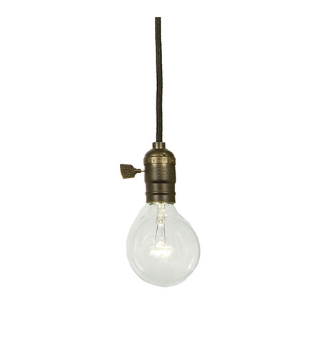 JVI Designs 1224-02 Union Square 1 Light 2 inch Weathered Bronze Mini Pendant Ceiling Light photo