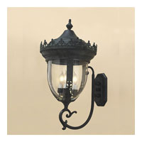 JVI Designs Signature 3 Light Outdoor Wall Lantern in Verde 1111-25