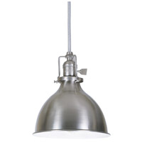 JVI Designs 1201-17-M4 Union Square 1 Light 7 inch Pewter Pendant Ceiling Light photo thumbnail