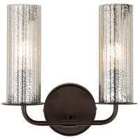 JVI Designs 1248-08 Fremont 2 Light 13 inch Oil Rubbed Bronze Wall Sconce Wall Light