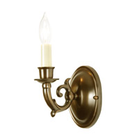 JVI Designs Oval 2 Light Wall Sconce in Weathered Bronze 218-02