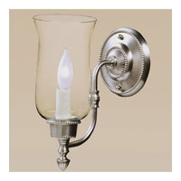 JVI Designs Hurricane 1 Light Wall Sconce in Pewter 821-17 photo thumbnail