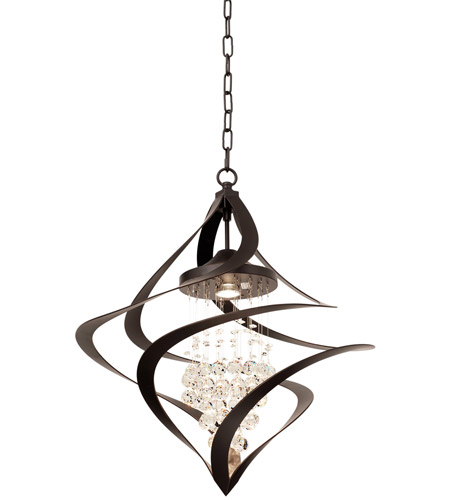 Olde Bronze Steel Foyer Pendants
