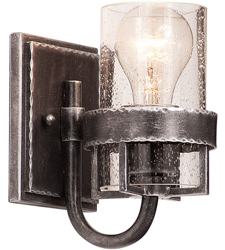 Vintage Iron Bexley Bathroom Vanity Lights