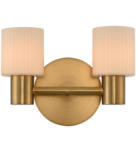 Winter Brass Bathroom Vanity Lights
