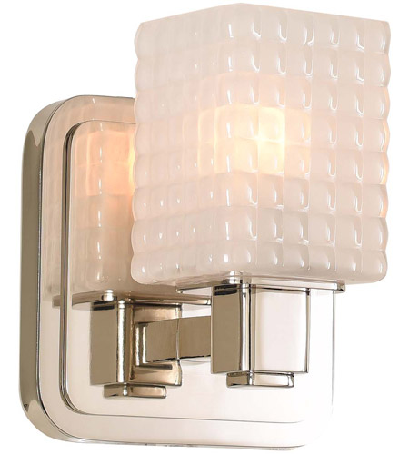 Kalco Glass Avanti Bathroom Vanity Lights