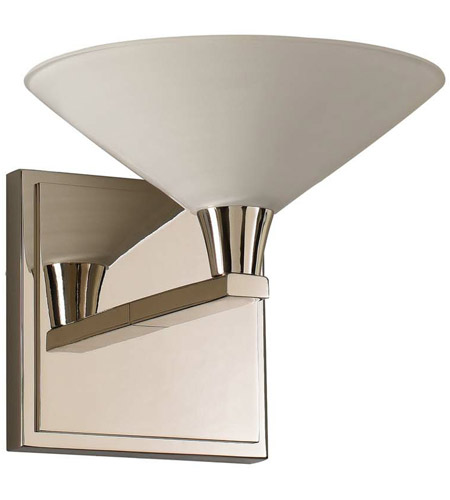 Polished Nickel Galvaston Bathroom Vanity Lights