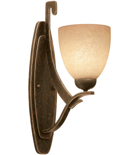Kalco Country Iron Copenhagen Wall Sconces