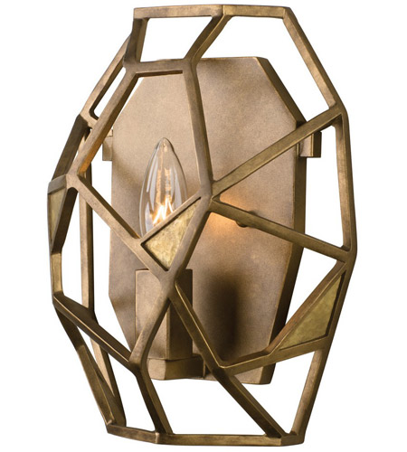 Kalco Hand Forged Steel Wall Sconces
