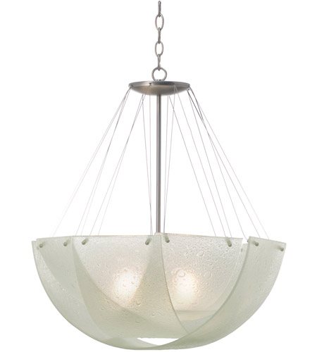 Kalco Satin Nickel Plated Steel Pendants