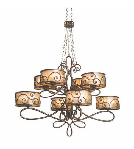 Kalco 5413AC Windsor 40 Light 60 inch Antique Copper Chandelier Ceiling  Light in Without Shade photo - Kalco 5413AC Windsor 40 Light 60 Inch Antique Copper Chandelier