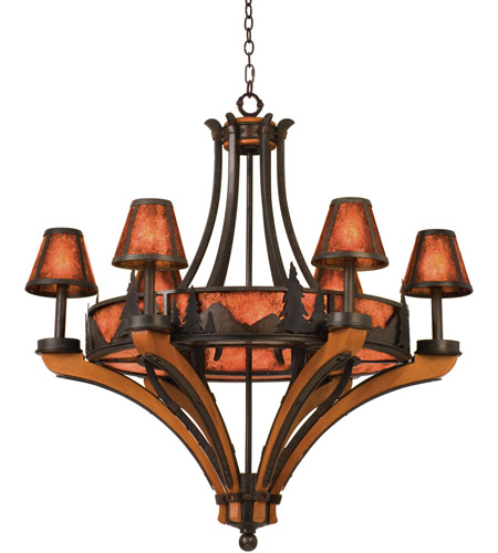 Wrought Iron Rustic
