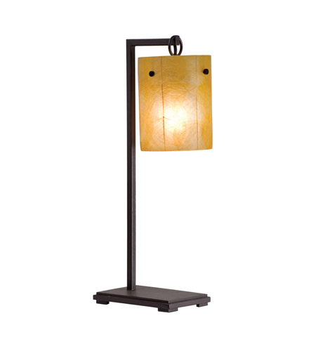 Kalco Lighting Madera 1 Light Table Lamp in Bronze 945BZ photo