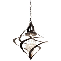 Oxford 1 Light 24 inch Old Bronze Foyer Light Ceiling Light