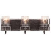 Bexley 3 Light 20 inch Vintage Iron Vanity Light Wall Light
