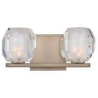 Kalco 302832SN Regent LED 11 inch Satin Nickel Vanity Light Wall Light