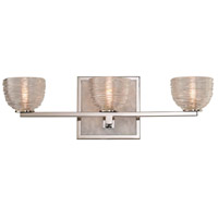 Kalco 304533PN Bianco LED 18 inch Polished Nickel Vanity Light Wall Light