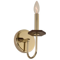 Lassen 1 Light 5 inch Champagne Gold Wall Bracket Wall Light