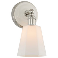 Polished Nickel Greenwich Bathroom Vanity Lights