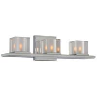 Kalco 306433CH Naples LED 20 inch Chrome Bath Vanity Wall Light