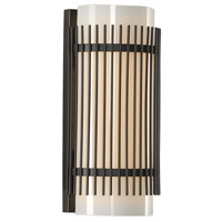 Kalco 309281EB Edgewater LED 10 inch English Bronze Vanity Light Wall Light