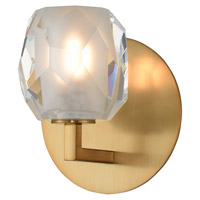 Kalco 311731WB Stella LED 6 inch Winter Brass Wall Sconce Wall Light