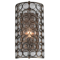 Kalco 311920NBS Juli 1 Light 4 inch Natural Burnt Stainless Steel ADA Wall Sconce Wall Light
