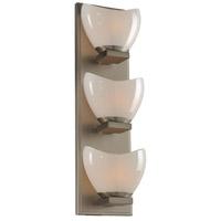Kalco 313003SN Vero LED 6 inch Satin Nickel Bath Vanity Wall Light