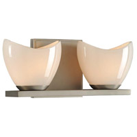 Kalco 313032SN Vero LED 13 inch Satin Nickel Bath Vanity Wall Light