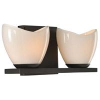 Kalco 313032EB Vero LED 13 inch English Bronze Bath Vanity Wall Light